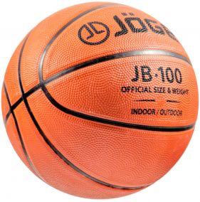 Баскетбольный мяч Jogel JB-100 (размер: 5, 6, 7)